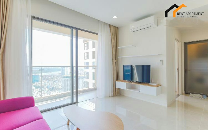 Saigon sofa room apartment owner