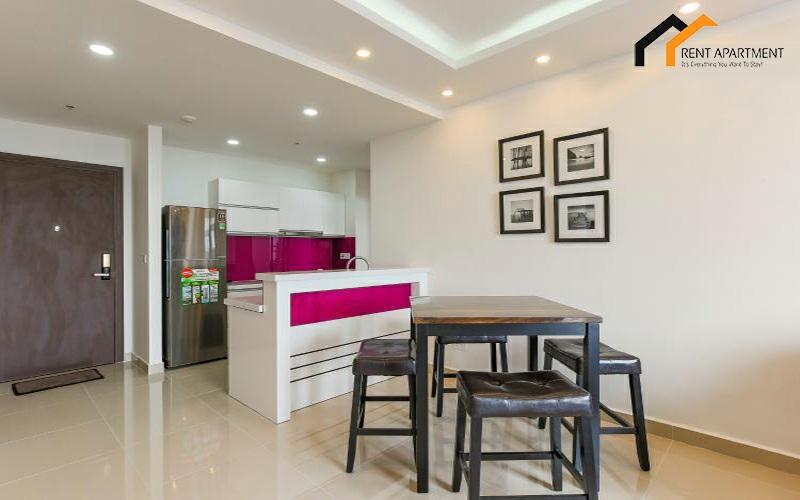 apartments Storey kitchen stove district