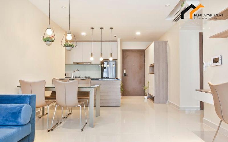 apartment terrace light House types deposit
