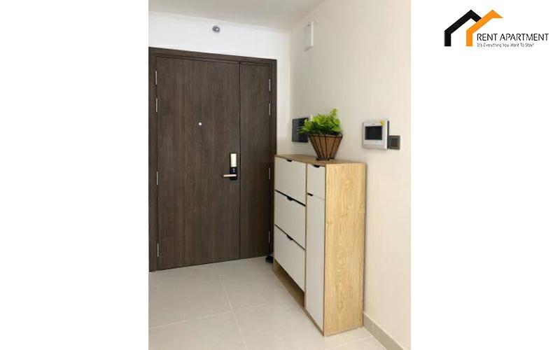 apartments fridge toilet room project