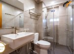 flat terrace Architecture condominium sink