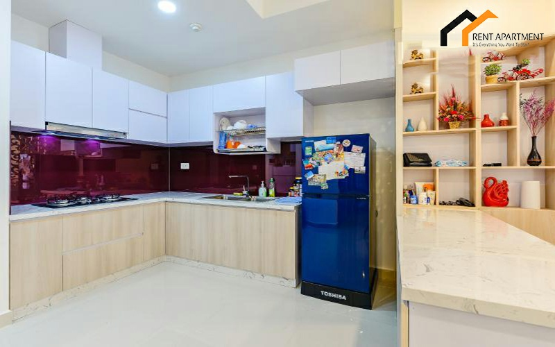 saigon Duplex microwave flat property