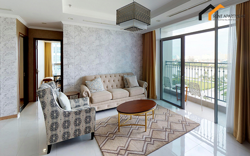 Ho Chi Minh Duplex room leasing Residential
