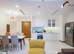 Vinhomes living room apartment