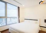 bedroom in vinhomes