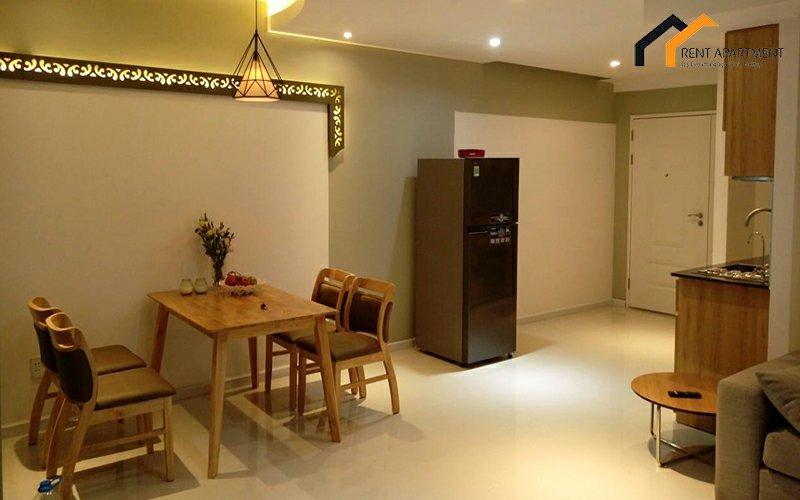 Apartments terrace garden studio Residential