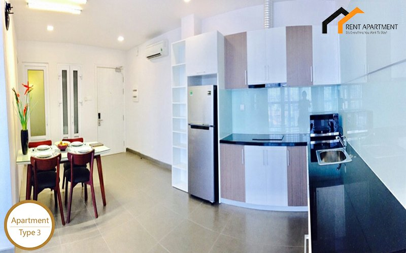 Ho Chi Minh livingroom microwave House types rent