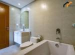 Ho Chi Minh Duplex garden accomadation sink
