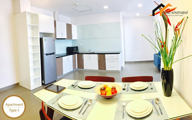 renting dining kitchen serviced Residential
