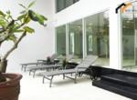 loft Duplex garden condominium rentals