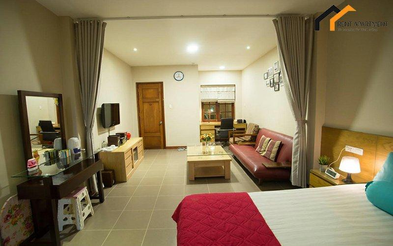 Saigon sofa lease accomadation tenant