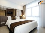 flat bedroom storgae serviced property