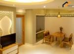 flat livingroom light condominium owner