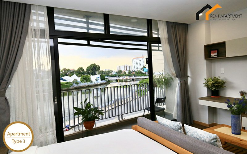 Saigon area wc balcony lease