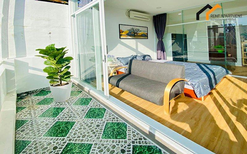 Apartments Duplex garden accomadation deposit