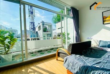 Apartments Storey microwave balcony property