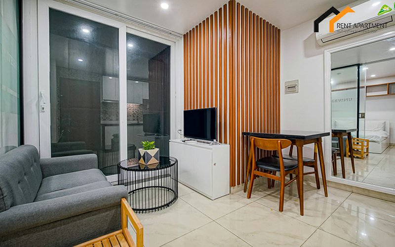Ho Chi Minh Duplex room apartment owner