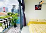 Saigon terrace room stove rent