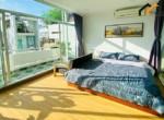 apartment bedroom microwave studio deposit