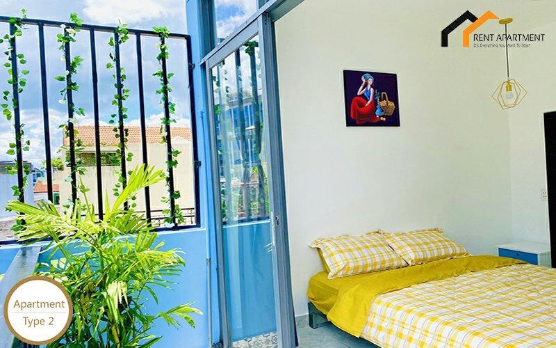 renting terrace light studio rent