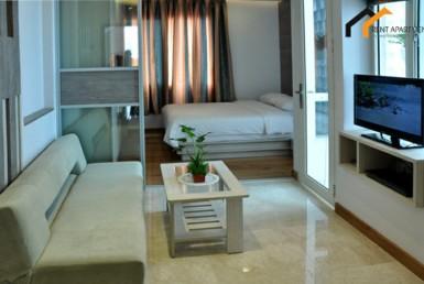 Apartments livingroom garden room Residential