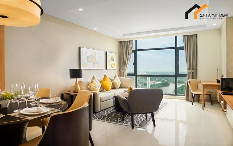 Ho Chi Minh bedroom wc flat lease