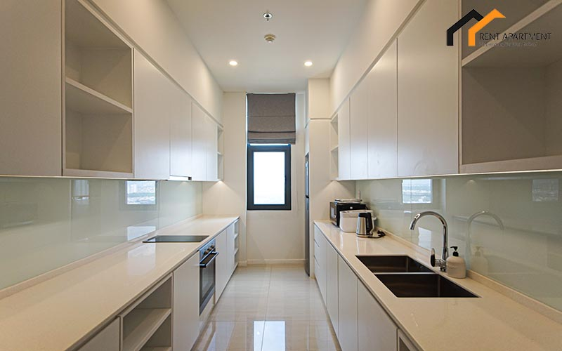 Ho Chi Minh fridge bathroom flat contract