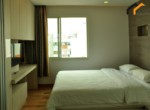 Saigon area binh thanh flat rentals