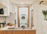 Storey livingroom Elevator room sink