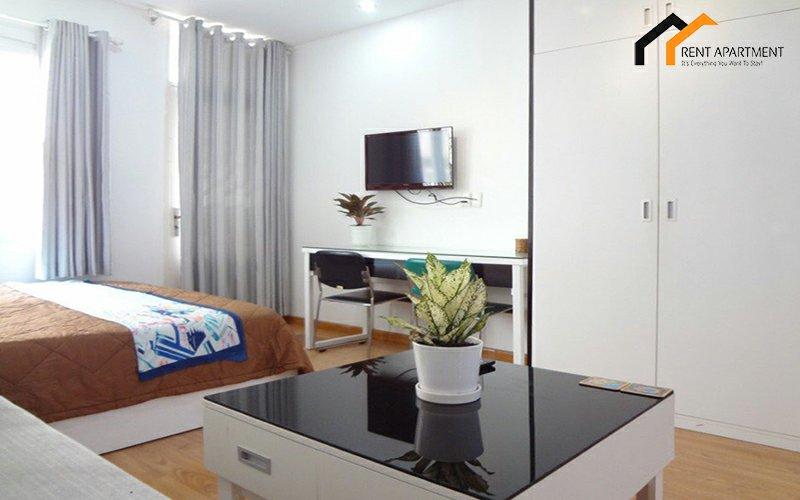 Apartments fridge kitchen flat property
