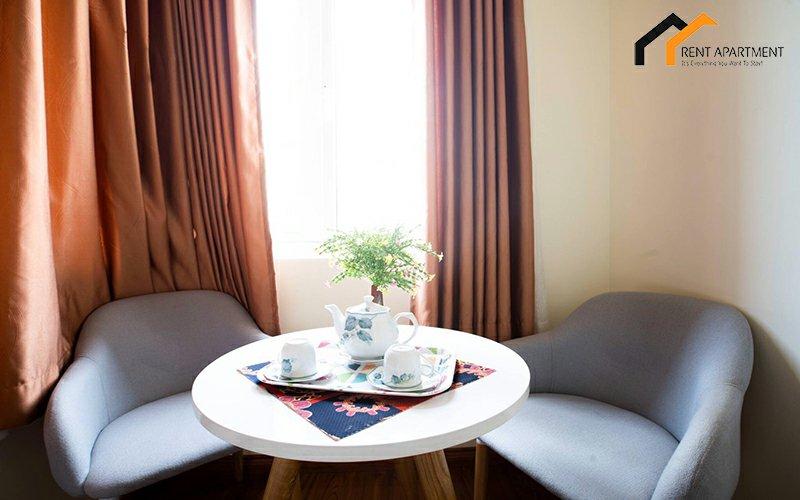 Ho Chi Minh Duplex room apartment tenant