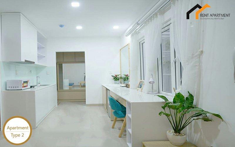 Ho Chi Minh fridge room balcony landlord