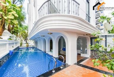 Ho Chi Minh Housing rental serviced rent