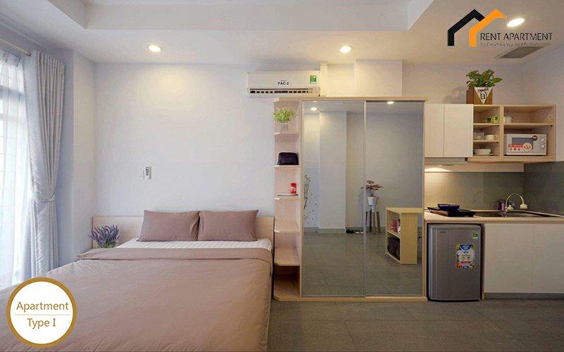 House terrace microwave studio Residential