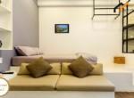 Real estate bedroom microwave renting properties