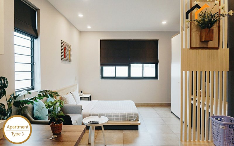 Saigon Duplex rental apartment contract