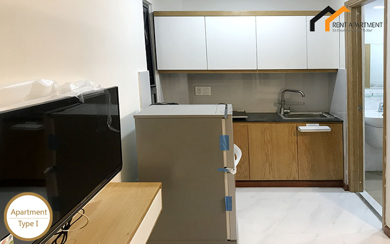 Ho Chi Minh condos toilet service Residential