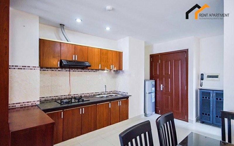 apartment Duplex kitchen service district