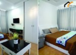 apartment dining Elevator studio Residential