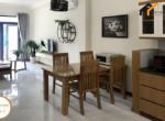 apartment terrace kitchen condominium district