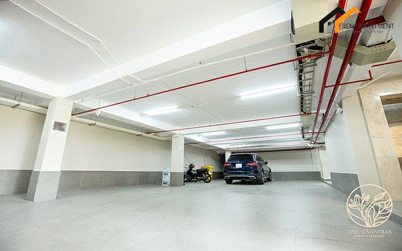 apartments garage light balcony rentals