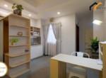 flat Duplex microwave studio Residential