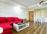 Apartments terrace light condominium district