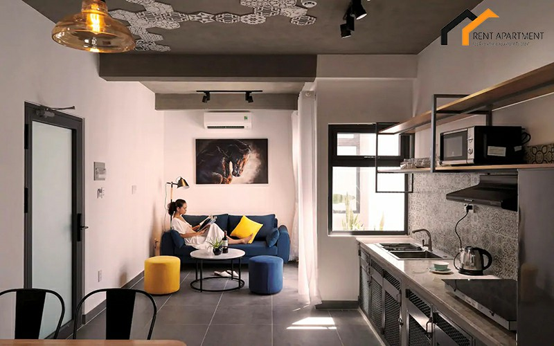 Phong house serviced apartment