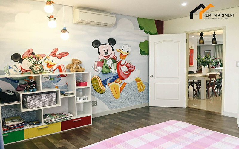 Real estate bedroom binh thanh flat properties