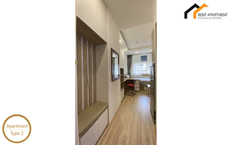 Real estate dining kitchen serviced rentals
