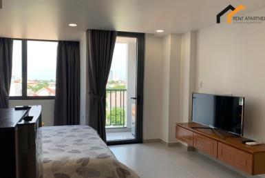 Saigon building microwave condominium landlord