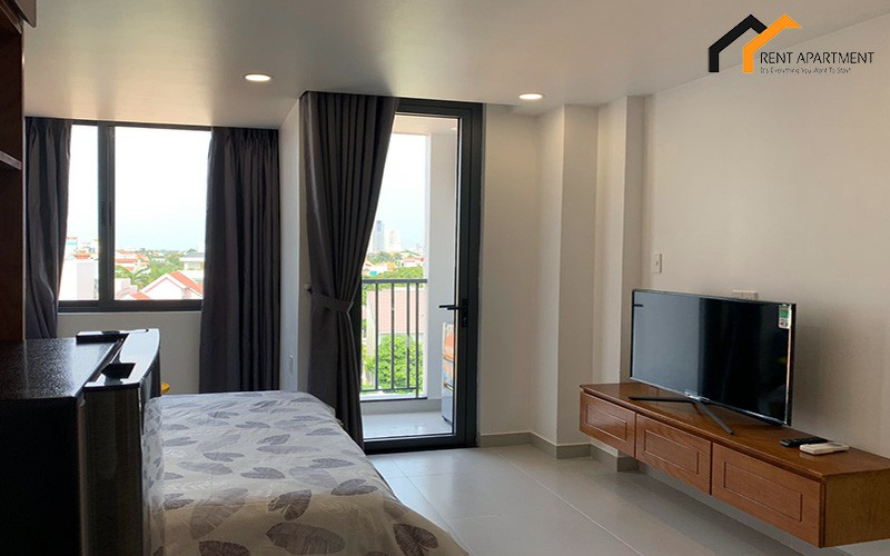Saigon building microwave condominium landlord