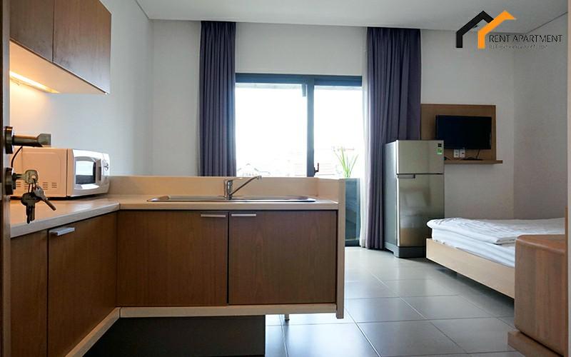 apartment fridge toilet renting district