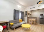 saigon terrace kitchen serviced project